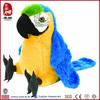Toy plush wholesale China manufacturer animal plush animal toy stuffed bird parrot
