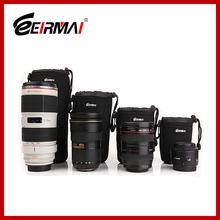 EIRMAI LP01 camera lens bag 4 sizes soft neoprene lens case