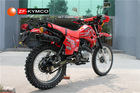 Motorcycle With Cabin 125Cc Motocross