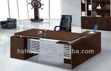 2014 the most hot melamine office desk HJ-9676