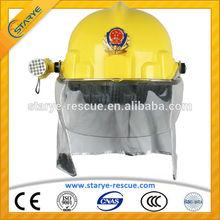 Rescue Fireman Helmet for Fire Fighting