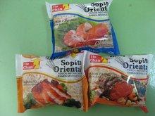 85g Chicken/Beef/Shrimp Flavor Fried Instant Noodles Food fast instant