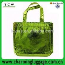 Laminated non-woven fabric shopping bag