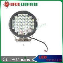 ARB headlamp off road bike motorcycle,High power 9inch cree IP68 headlamp off road bike motorcycle