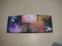 Tyvek custom wallet with cheap price