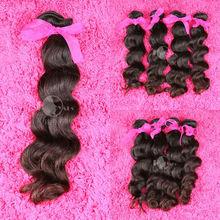 natural brazilian 100% virgin human hair manufacture remy hair