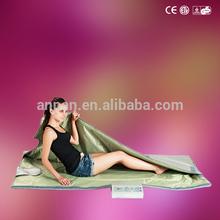 2014 Best selling High Quality ANPAN PH-2BIII Far Infrared Sauna waterproof slimming infrared heated electric heating blanket