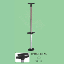Guangzhou JingXiang Luggage Trolley System Foldable Retractable Luggage Handles With Travel Luggage Bags For Kids