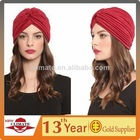 Hair Turban,polyester caps
