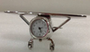 Promotional alarm clock analogue plane shape table clock mini decorative table clock