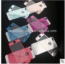 China factory color tempered glass screen protector for iPhone, tempered glass screen protector for nokia lumia 10