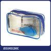 Hearing aid accessories portable clear pvc bags