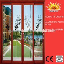cheap and beautiful aluminium door specification