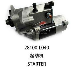latest manufacturer direct sales starter 28100-L0latest manufacturer direct sales starter 28100-L040 for toyota hilux 4*4 pickup