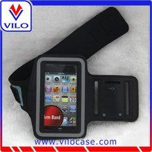neoprene travel sports cell phone armband mobile phone case for nokia e63
