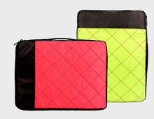 DQ-ALLB01 Fashion Grid Girls Nylon Laptop Bags