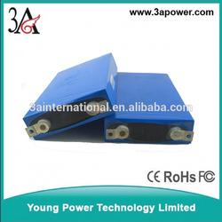 Electromechanical core 3.2V40AH fishing iron phosphate lithium batteries