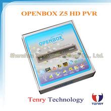 Newest !!!Openbox z5 , Hot sell, 1pcs/lot Free ship Original Openbox X5 high quality !!Openbox z5