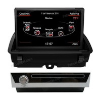 8 inch touch screen pioneer car dvd with gps navigation car dvd player for Audi Q3 navigation
