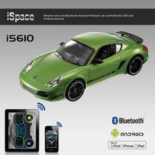 2014 hot car iOS Android bluetooth control Porsche Cayman 1 16 brand car color car small car