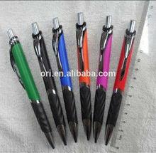 RUBBER GRIP BALL PEN,office supply stationary ball pen