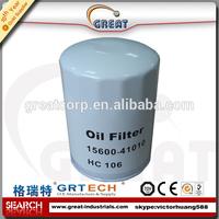 Automotive Oil Filter 15600-41010