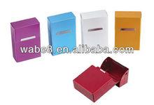 hot selling in 2012 ,aluminum cigarette case