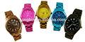 baratos personalizado de luxo relógio mecânico automático aço inoxidável relógios