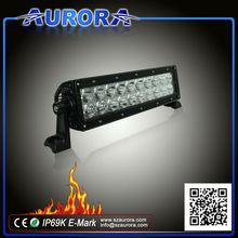 original manufacturer AURORA 10inch waterproof LED light bar / 4wd spot light