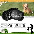 2014 nuova 100 livello display a led recinto elettrico per i cani