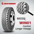 La chine de haute qualité tous les pneus de camion radiaux en acier, 12.00r24