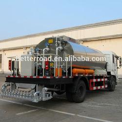 Top quality and popular product ICOM company bitumen sprayer/asphalt distributor for construction
