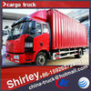 FAW van truck, dry cargo box truck ChengLi Special Automobile Co., Ltd