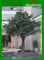 Grandes artificial ficus árbol/alta grande de simulación de los árboles de banyan