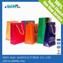 2014 new kraft paper bags lined aluminum foil