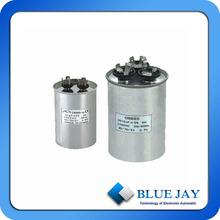CBB65 Series Motor run capacitor(Oil type) Power Capacitor Air conditioner spare part Capacitor