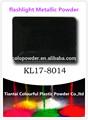 Brillo metálico revestimiento de pintura en polvo KL17-8014