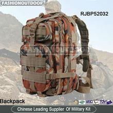 Hiking Wholesale Custom Cute Outdoor 2014 New Fashion Military Backpack