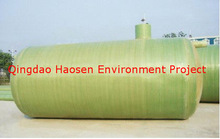 Low price classical frp tank for water filter treatment