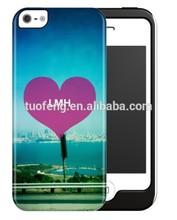 2014 Newest design TPU IMD Design for iPhone 5 5S Case