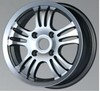 equipment for the production of alloy wheels with new design