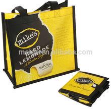 BSCI AUDITED tote bag/canvas tote bagt/beer cooler bag