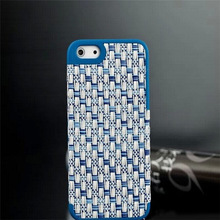 2014hot sale creative weave cell phone case