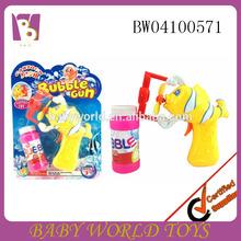Sıcak satış electiic kabarcık silah/yaz gun sabun köpüğü çocuklar için