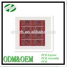 4 layers pcba UL Certificate fpc & flex pcb
