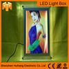 Crystal light box, crystal LED light box, super slim crystal light box