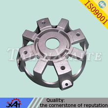 aluminum die casting for auto engine parts front cover