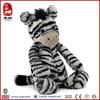 Wholesale China manufacturer stock plush animal toy soft plush stuffed zebra