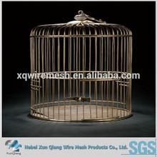 Decorative Vintage Metal Bird Cages