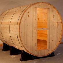sauna house outdoor